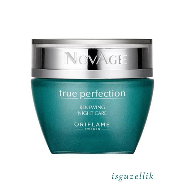 NovAge True Perfection Gece Kremi